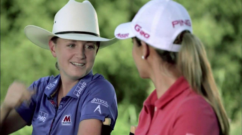 LPGA TV Spot, 'Countries' Featuring Stacy Lewis and Azahara Munoz - Thumbnail 9