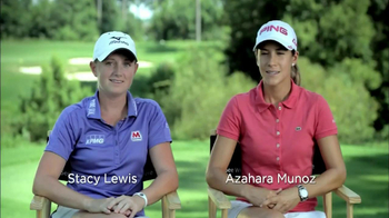 LPGA TV Spot, 'Countries' Featuring Stacy Lewis and Azahara Munoz - Thumbnail 3