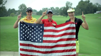 LPGA TV Spot, 'Countries' Featuring Stacy Lewis and Azahara Munoz - Thumbnail 4