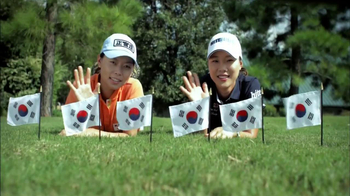 LPGA TV Spot, 'Countries' Featuring Stacy Lewis and Azahara Munoz - Thumbnail 5