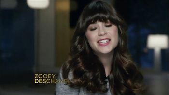 Pantene Overnight Miracle TV Spot, 'Tonight's Dare' Feat. Zooey Deschanel - Thumbnail 1