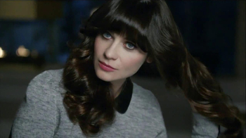 Pantene Overnight Miracle TV Spot, 'Tonight's Dare' Feat. Zooey Deschanel - 352 commercial airings