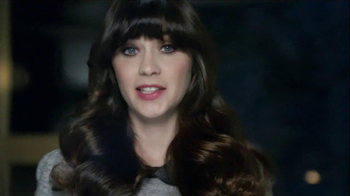 Pantene Overnight Miracle TV Spot, 'Tonight's Dare' Feat. Zooey Deschanel - Thumbnail 9