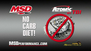 MSD Performance Atomic EFI TBI TV Spot - Thumbnail 2