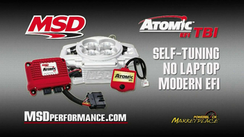 MSD Performance Atomic EFI TBI TV Spot - Thumbnail 5