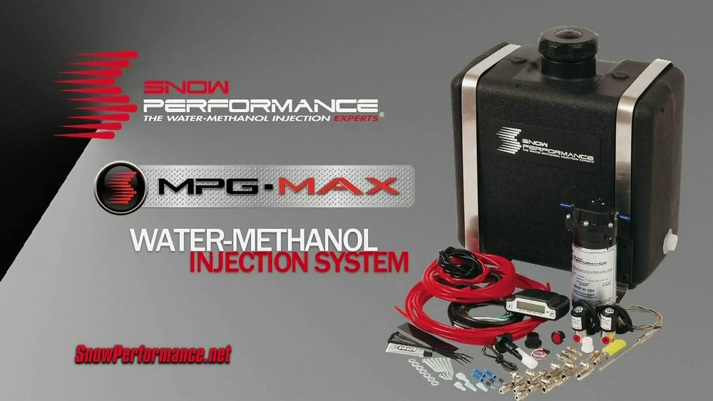 Snow Performance MPG Max TV Commercial - Video