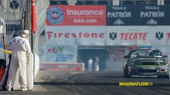 MagnaFlow TV Spot, 'Drifting' Featuring Vaughn Gittin, Jr. - Thumbnail 1