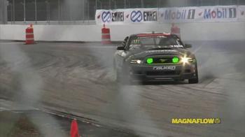 MagnaFlow TV Spot, 'Drifting' Featuring Vaughn Gittin, Jr. - 108 commercial airings
