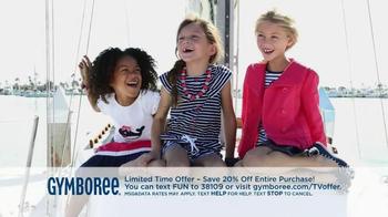 Gymboree TV Spot, 'Joy' - 5 commercial airings