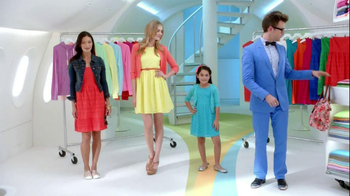 Old Navy Eyelet Dresses TV Spot, 'Brief Style Demonstion' Ft. Brad Goreski