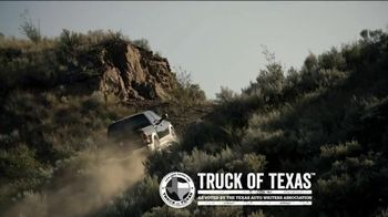 Ram Trucks TV Spot, 'Truck of Texas'