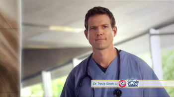 Simply Saline TV Spot, 'Medicine Limit' Featuring Dr. Travis Stork - Thumbnail 1