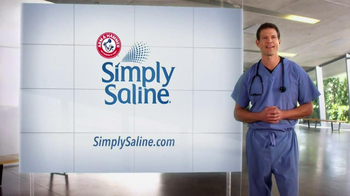 Simply Saline TV Spot, 'Medicine Limit' Featuring Dr. Travis Stork - Thumbnail 8