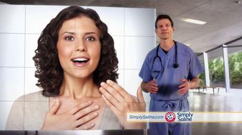 Simply Saline TV Spot, 'Year Round Congestion' Featuring Dr. Travis Stork - Thumbnail 8