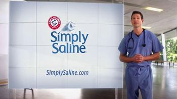 Simply Saline TV Spot, \'Year Round Congestion\' Featuring Dr. Travis Stork