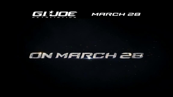 GI Joe: Retaliation - Alternate Trailer 23