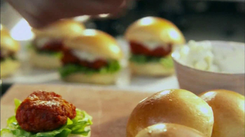 Tyson Foods Any'tizers TV Spot, 'Game-time Snacks' - Thumbnail 6
