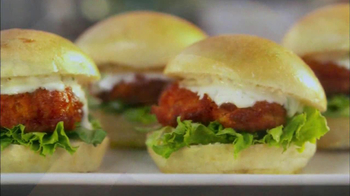 Tyson Foods Any'tizers TV Spot, 'Game-time Snacks' - Thumbnail 7