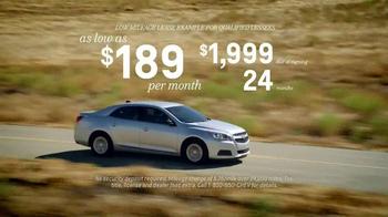 Chevrolet Malibu LTZ TV Spot, 'A Car Like No Other'  - Thumbnail 4