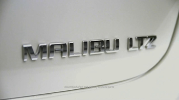 Chevrolet Malibu LTZ TV Spot, 'A Car Like No Other'  - 9 commercial airings