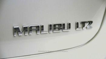 Chevrolet Malibu LTZ TV Spot, 'A Car Like No Other'  - 9 commercial airings