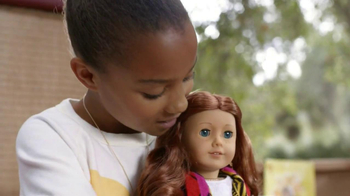 American Girl Saige TV Spot, 'Hot Air Balloons and Horses' - Thumbnail 7