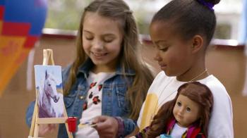 American Girl Saige TV Spot, 'Hot Air Balloons and Horses' - Thumbnail 8