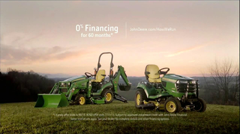 John Deere Signature Series Tractors TV Spot  - Thumbnail 10