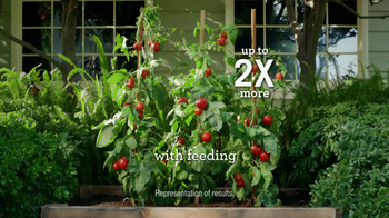 Miracle-Gro Liquafeed TV Spot, 'Tales from the Garden: Foodies' - Thumbnail 9