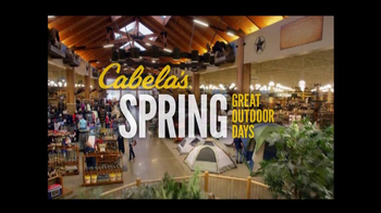Cabela's Spring Outdoor Days TV Spot  - Thumbnail 7