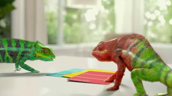Valspar TV Spot, 'Chameleons' - Thumbnail 2