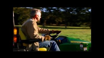 John Deere Sub-Compact Tractor TV Spot, 'Get a Load of This'