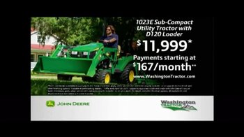 John Deere Sub-Compact Tractor TV Spot, 'Get a Load of This' - Thumbnail 10