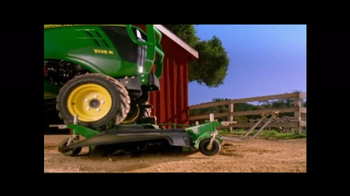 John Deere Sub-Compact Tractor TV Spot, 'Get a Load of This' - Thumbnail 4