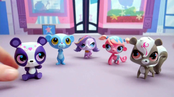 Littlest Pet Shop Pets TV Spot, 'All Their Friends'