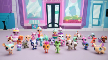 Littlest Pet Shop Pets TV Spot, 'All Their Friends' - Thumbnail 5