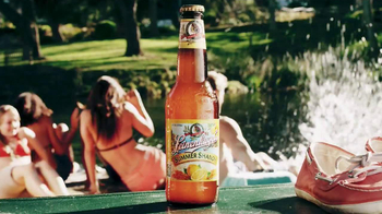 Leinenkugel's Summer Shandy TV Spot, 'Summer Moves Fast' Song by Grouplove