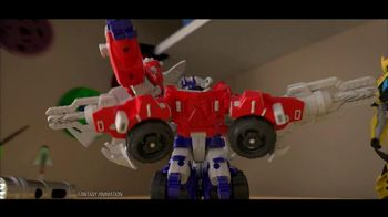 Transformers Beast Hunters TV Spot  - 628 commercial airings