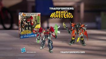 Transformers Beast Hunters TV Spot  - Thumbnail 9