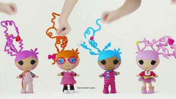 Lalaloopsy Little Silly Hair TV Spot  - Thumbnail 1