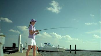 LPGA TV Spot, 'For Fun' Featuring Vicky Hurst and Sandra Gal - Thumbnail 5