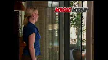 Magic Mesh TV Spot For Screen Door