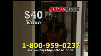 Magic Mesh TV Spot For Screen Door - Thumbnail 7