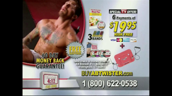 Ab Rocket Twister TV Spot, 'New Year' - Thumbnail 10