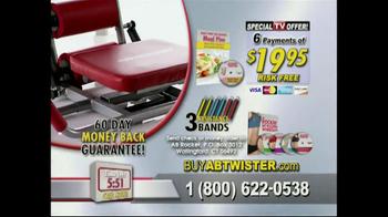 Ab Rocket Twister TV Spot, 'New Year' - Thumbnail 9