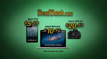 DealDash TV Spot, 'TV' - Thumbnail 6