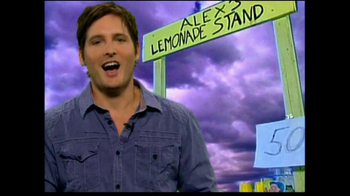 Alex's Lemonade Stand TV Spot Featuring Peter Facinelli - Thumbnail 1
