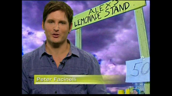 Alex's Lemonade Stand TV Spot Featuring Peter Facinelli - Thumbnail 2