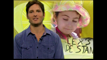 Alex's Lemonade Stand TV Spot Featuring Peter Facinelli - Thumbnail 7