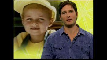 Alex's Lemonade Stand TV Spot Featuring Peter Facinelli - 55 commercial airings
